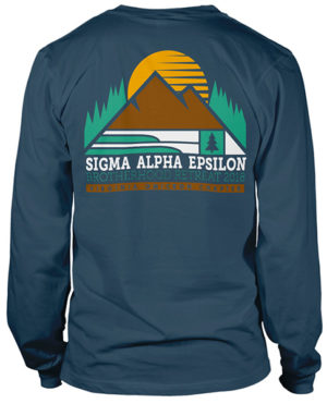 SAE Brotherhood Retreat Shirt