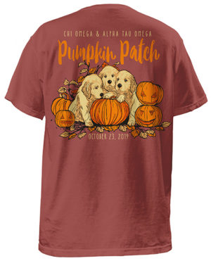 Greek Pumpkin Patch Shirt