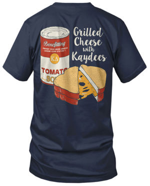 KD Grilled Cheese Shirt