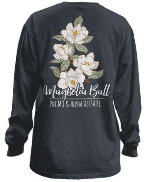Phi Mu Magnolia Ball Shirt
