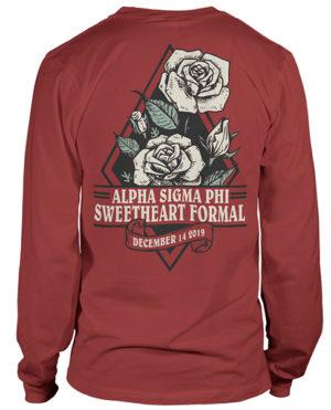 Alpha Sigma Phi Formal Shirt