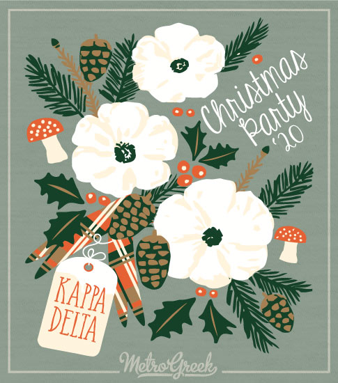 Kappa Delta Christmas Party Shirt