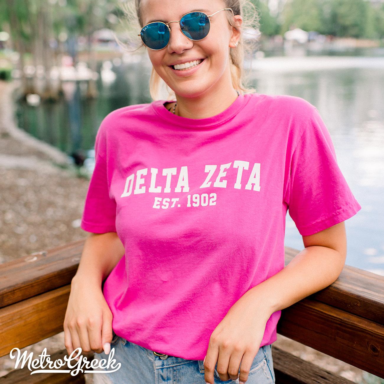 Delta Zeta Spirit Shirt