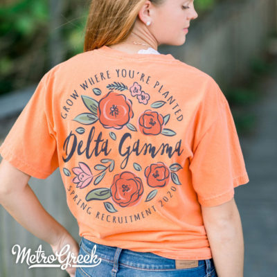 Delta Gamma Recruitment T-shirt