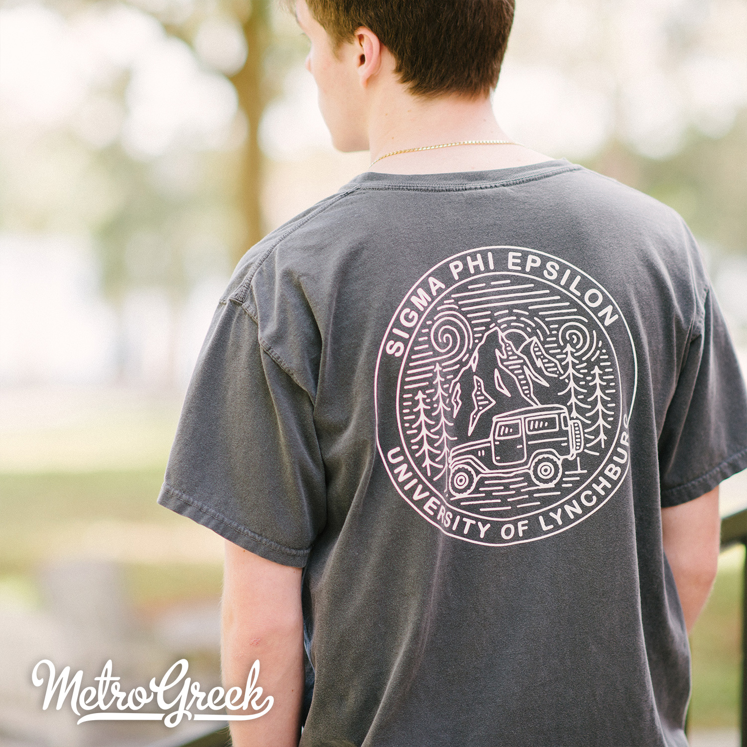 Sig Ep Brotherhood Retreat T-shirt