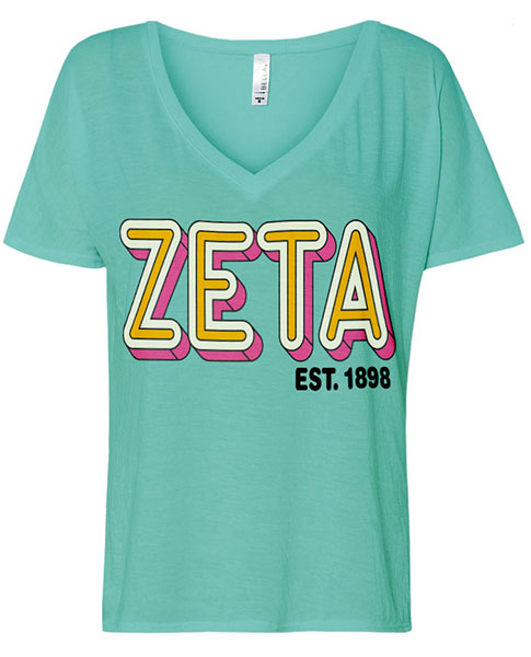 Zeta Bubble Gum T-shirt