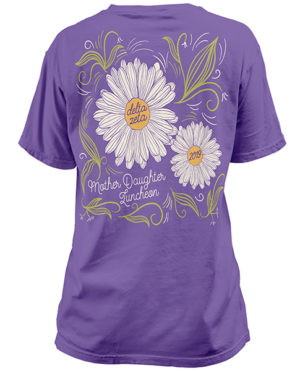 Delta Zeta Mother Daughter Shirts