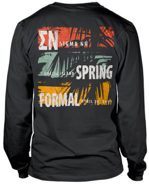 Spring Formal T-shirts Tropical