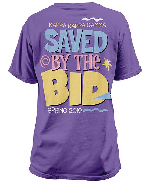 KKG Saved by the Bid T-shirt