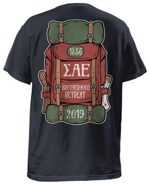 SAE Brotherhood Retreat T-shirt