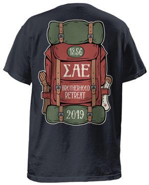SAE Brotherhood Retreat T-shirt