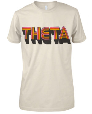 Theta Retro Seventies T-shirts