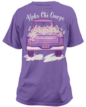 Alpha Chi Omega Sisterhood T-shirt