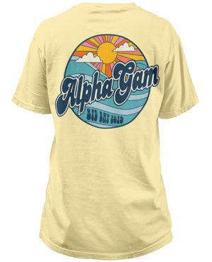 Alpha Gamma Delta Bid Day Shirt