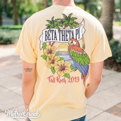 Beta Theta Pi Fall Rush Shirts
