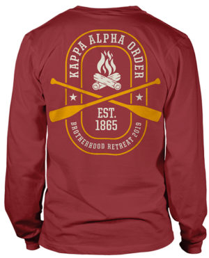 Kappa Alpha Brotherhood Retreat Shirt