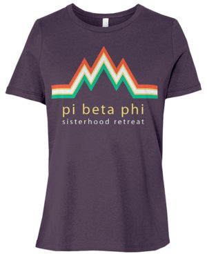 Pi Beta Phi Sisterhood Shirt