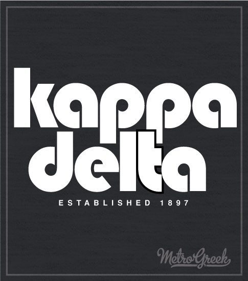Kappa Delta Shirt Founding Date