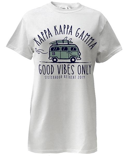 Kappa Kappa Game Sisterhood T-shirt