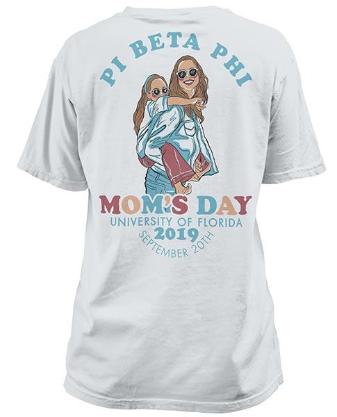 Pi Beta Phi Moms Day Shirt