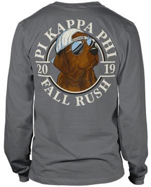 Pi Kapp Rush Shirt Lab