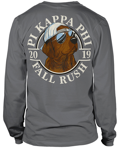 Pi Kapp Rush Shirt Lab