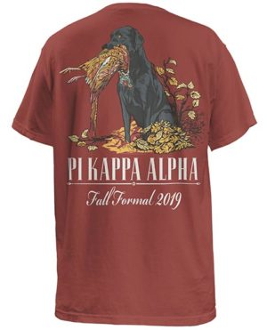 Pi Kappa Alpha Fall Formal Shirt