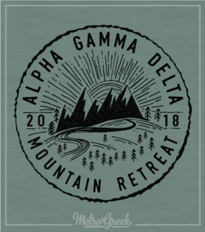 Alpha Gamma Delta Retreat Shirt