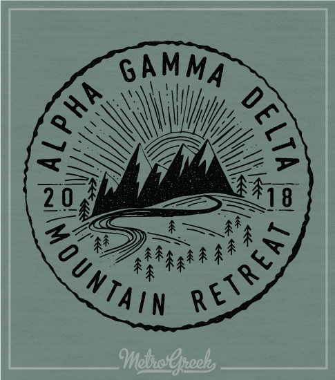 Alpha Gamma Delta Retreat Shirt