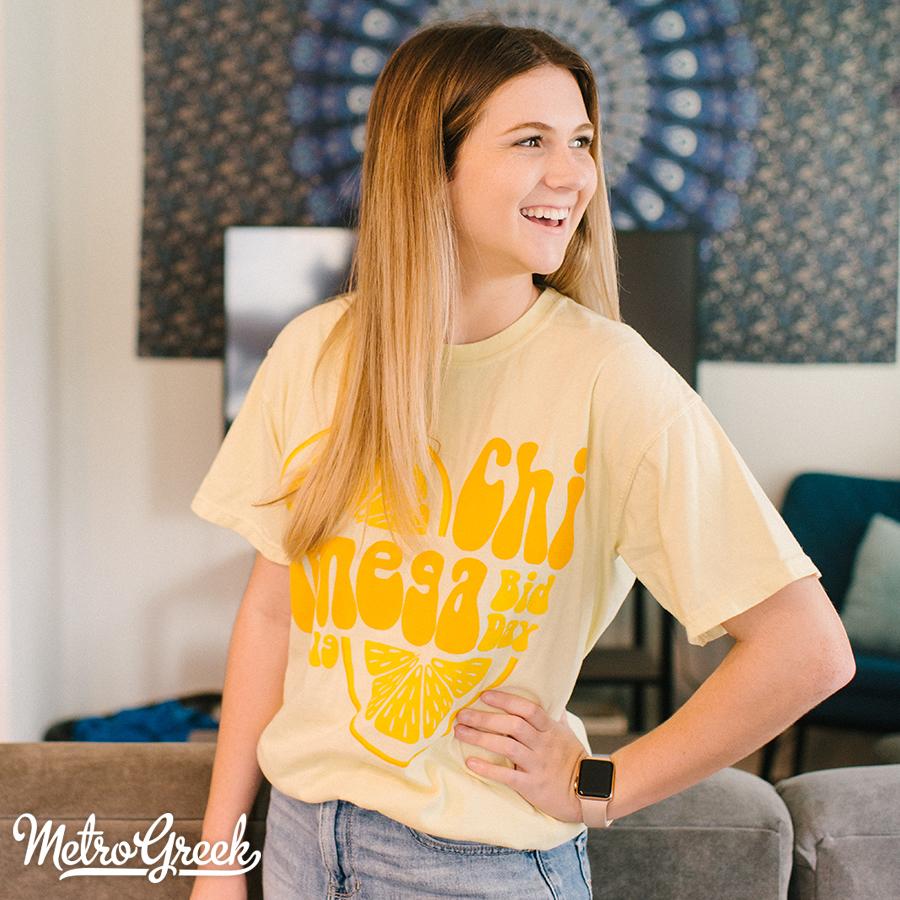 Chi Omega Lemons Shirt