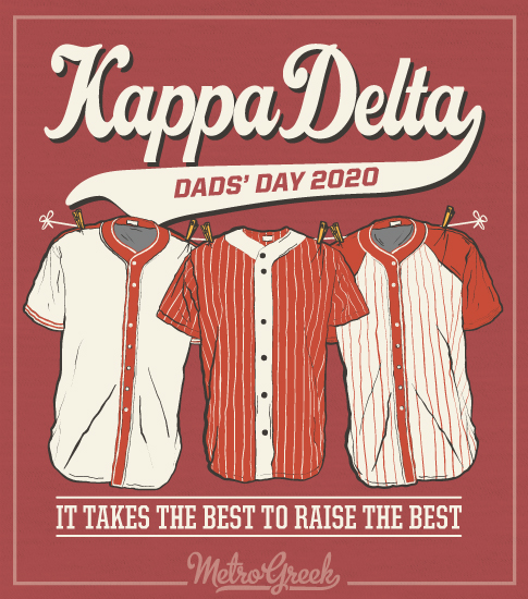 Dads Day Shirt Kappa Delta
