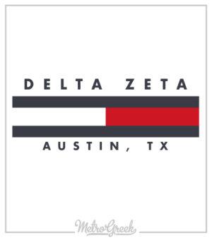 Delta Zeta Fashion Tank