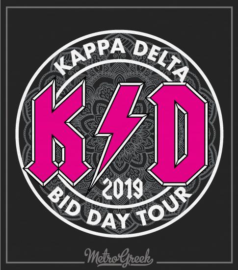 Kappa Delta Rock Tank