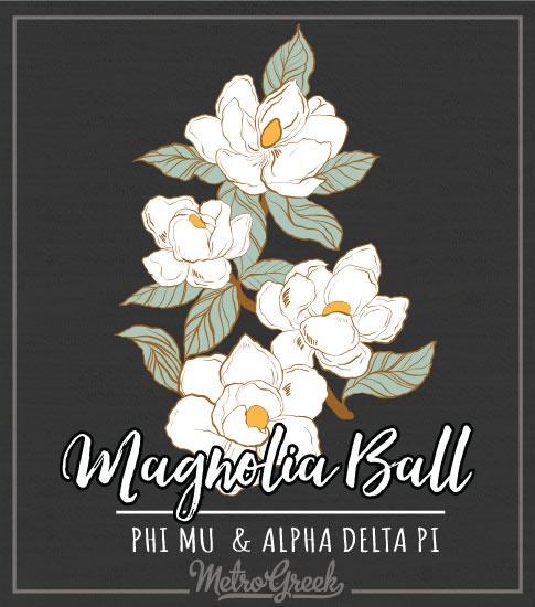 Magnolia Ball Formal Shirt