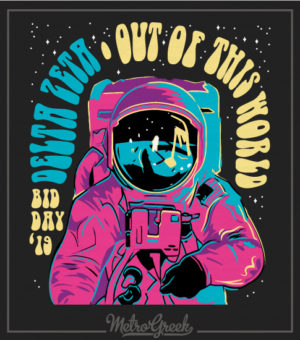 Bid Day Out of this World Shirt