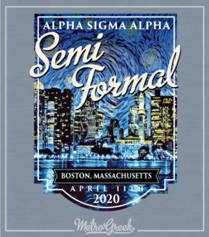 Sorority Semi Formal Shirt