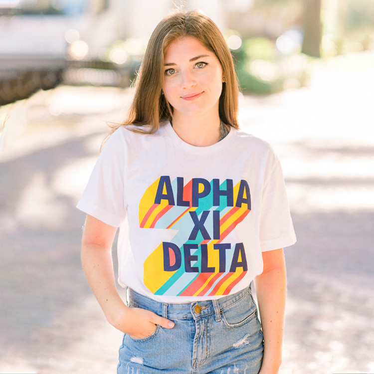 Sorority Shirt Ideas for 2019