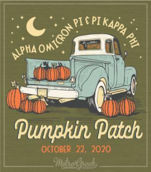 AOPi Pumpkin Patch Shirt