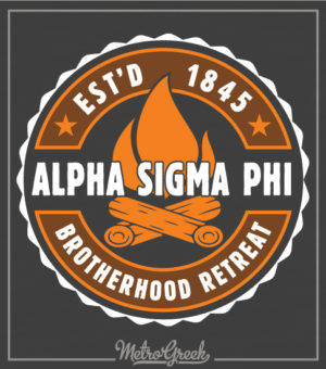 Fraternity Brotherhood Retreat T-shirt