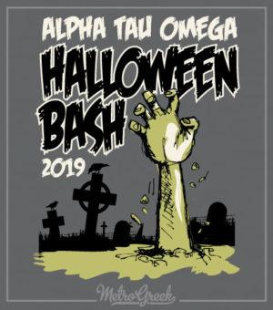 Alpha Tau Omega Halloween Shirt