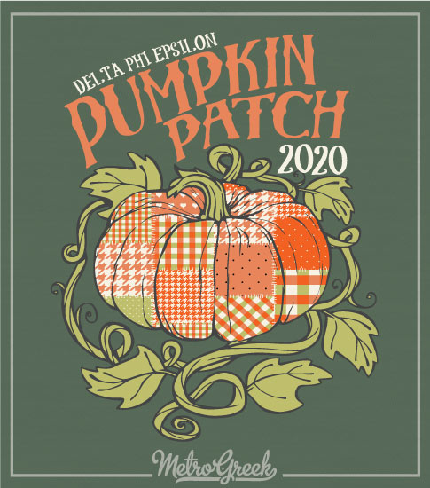 Sorority Pumpkin Patch Shirt