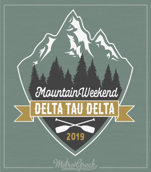 Delta Tau Delta Fraternity Weekend Shirt
