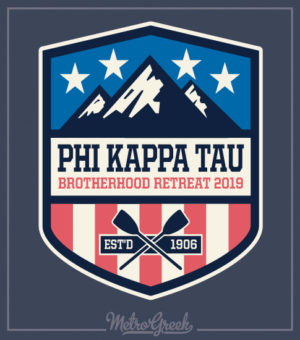 Phi Kappa Tau Fraternity Brotherhood Shirt