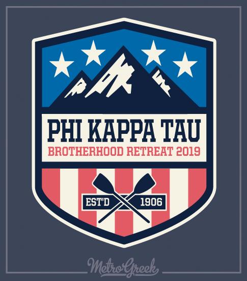 Phi Kappa Tau Fraternity Brotherhood Shirt