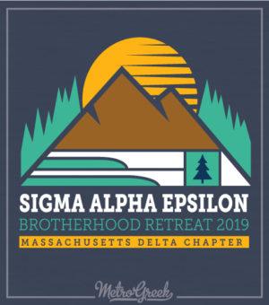 SAE Fraternity Retreat Shirt