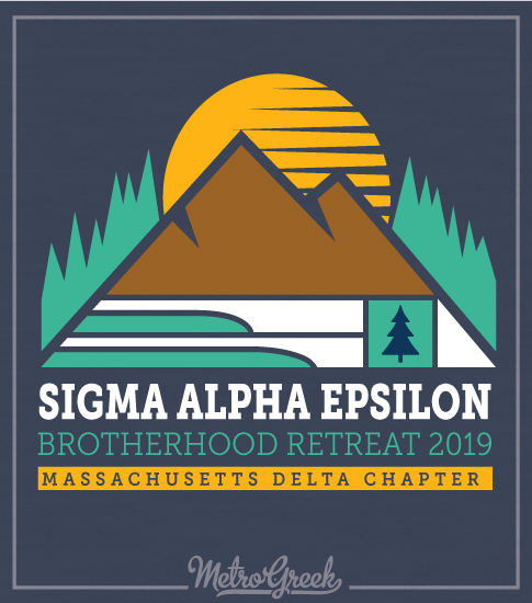 SAE Fraternity Retreat Shirt