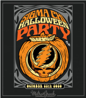 Sigma Chi Dead Halloween Party