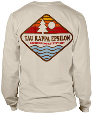 Teke Brotherhood Retreat Retreat Shirt