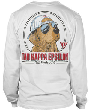 Teke Rush Shirt Retriever