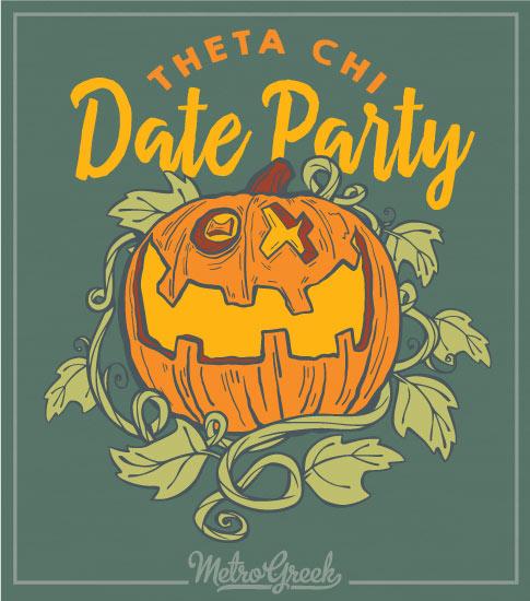Theta Chi Halloween T-shirt
